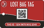Lost Bag Tag Pack of 5s